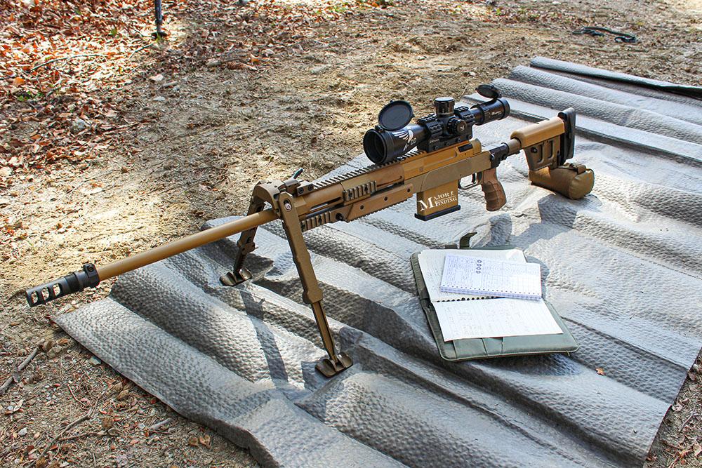 SniperTools BFP Bipod