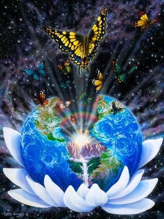 KLICK für mehr Informationen von Mutter Erde zum entstehenden Zentrum