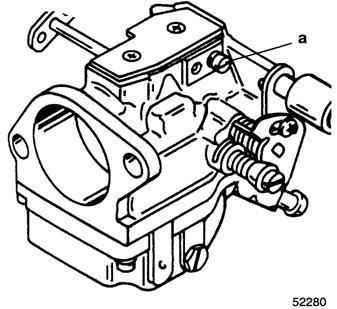 Регулировка карбюратора лодочного мотора.