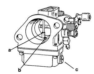 меркурий лодочный мотор настройка карбюратора