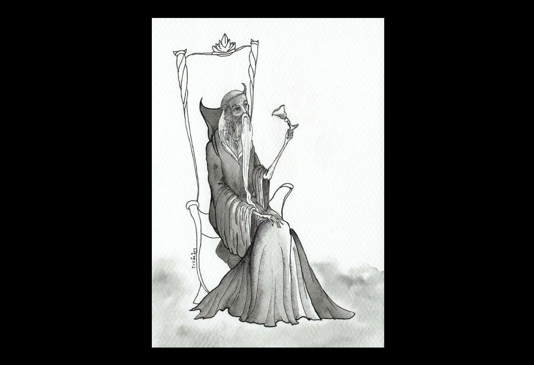 La Quête onirique de Kadath l'Inconnue (1/11) : Atal