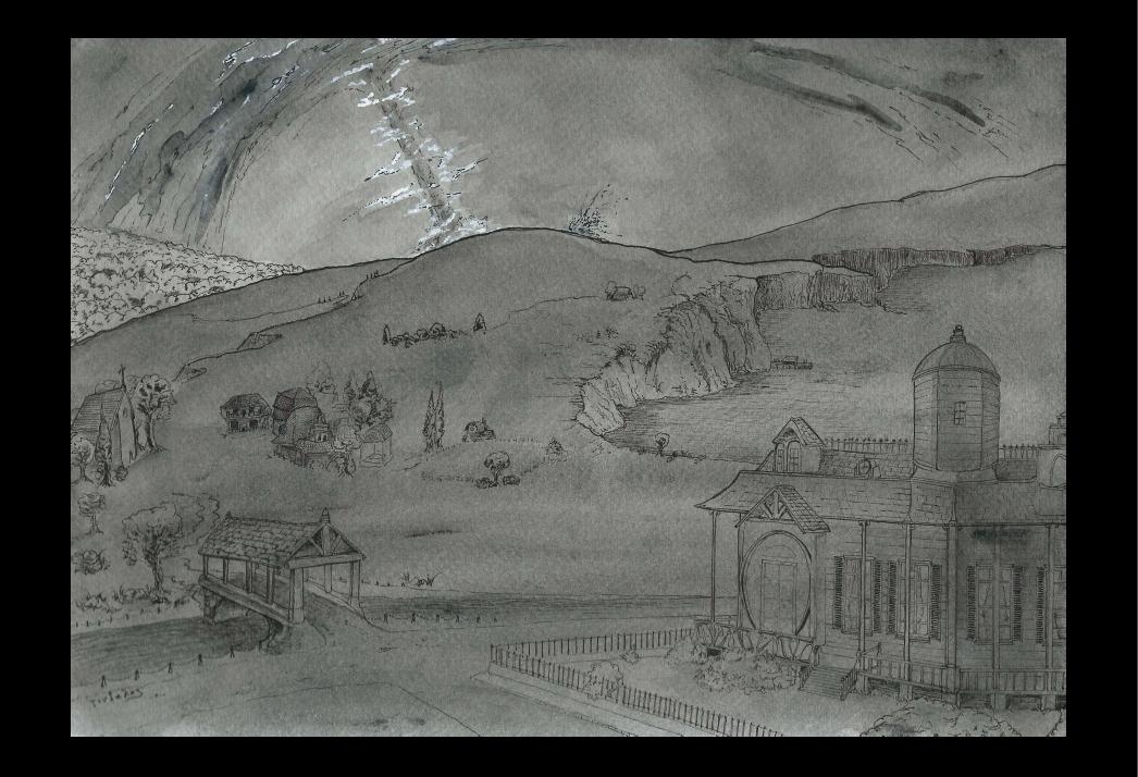 L'Affaire Charles Dexter Ward (2/5) : L'attaque de la ferme Curwen
