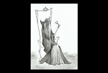 illustration howard phillips lovecraft kadath randolph carter