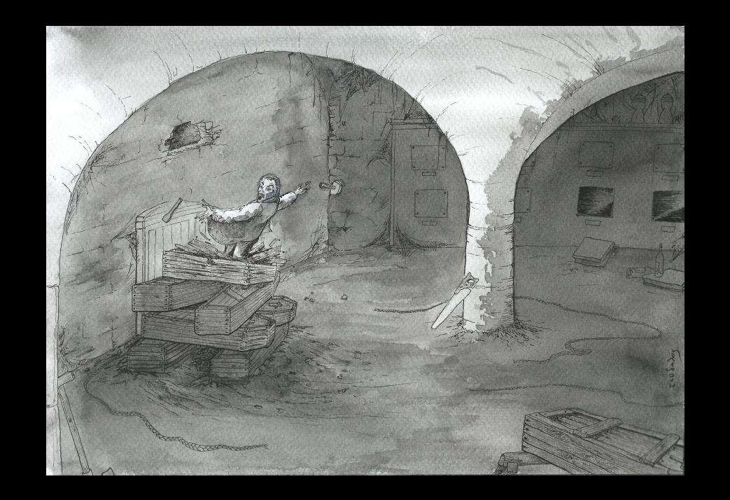 Dans le Caveau