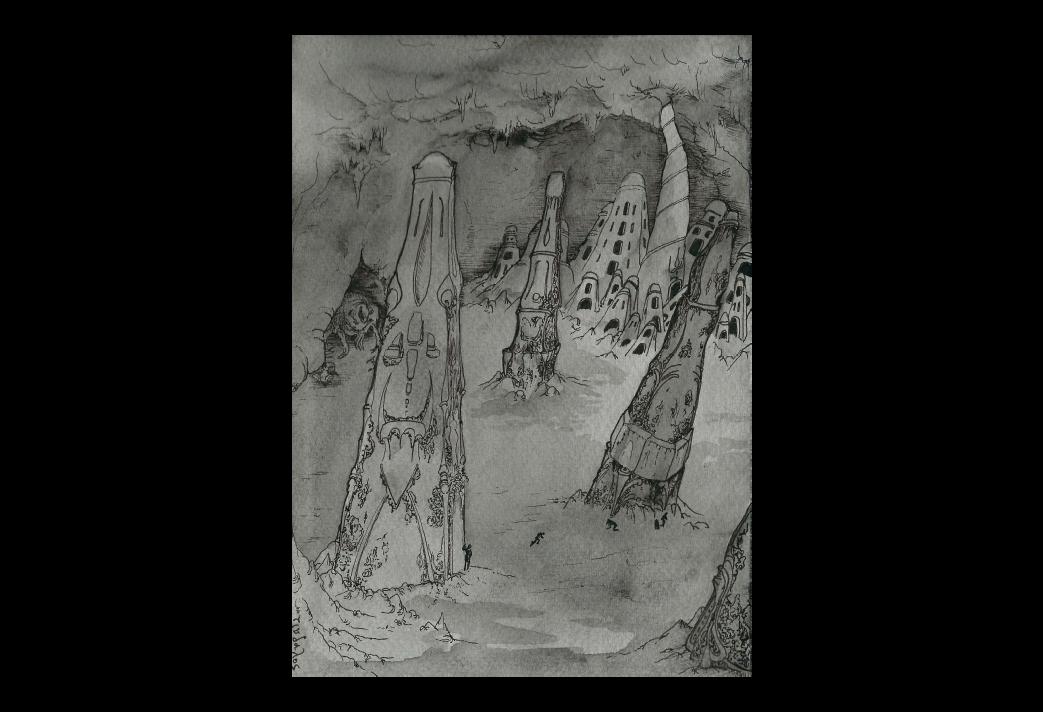 La Quête onirique de Kadath l'Inconnue (4/11) : La cité des Gugs