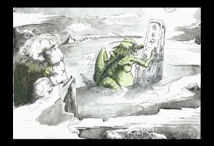 Tindalos #3 - Lovecraft : Dagon (1917)