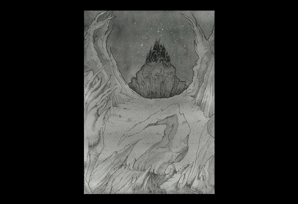 La Quête onirique de Kadath l'Inconnue (10/11) : En approche de Kadath