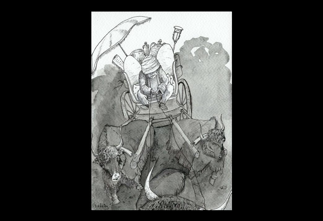 La Quête onirique de Kadath l'Inconnue (6/11) : Le marchand de Dylath-Leen