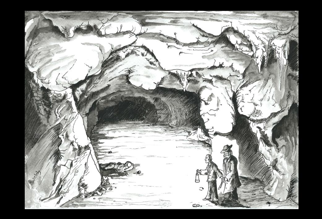 Le Monstre dans la Caverne