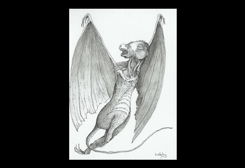 La Quête onirique de Kadath l'Inconnue (7/11) : L'oiseau Shantak