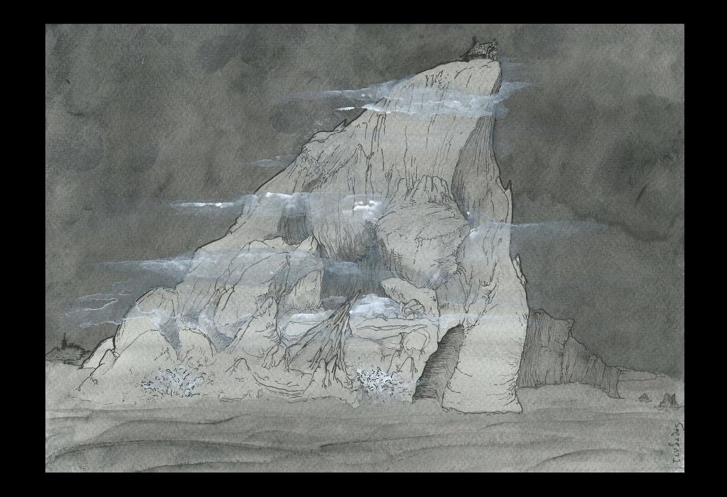 L'Étrange maison haute dans la brume