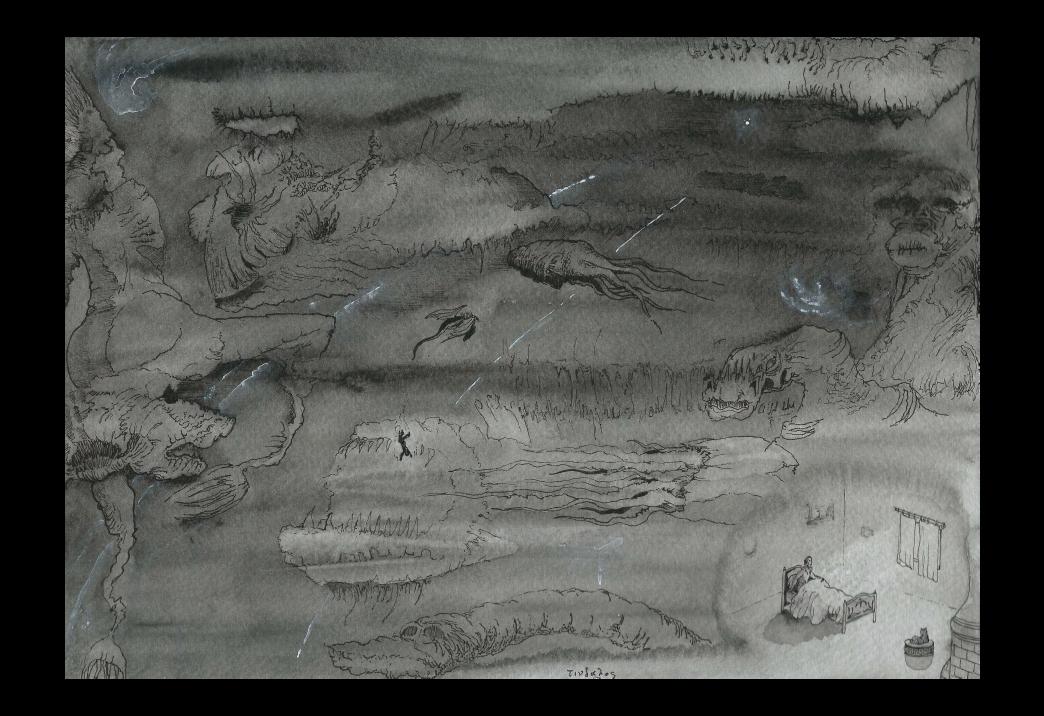 La Quête onirique de Kadath l'Inconnue (11/11) : Final