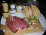 Foies, magrets et pâté de foie