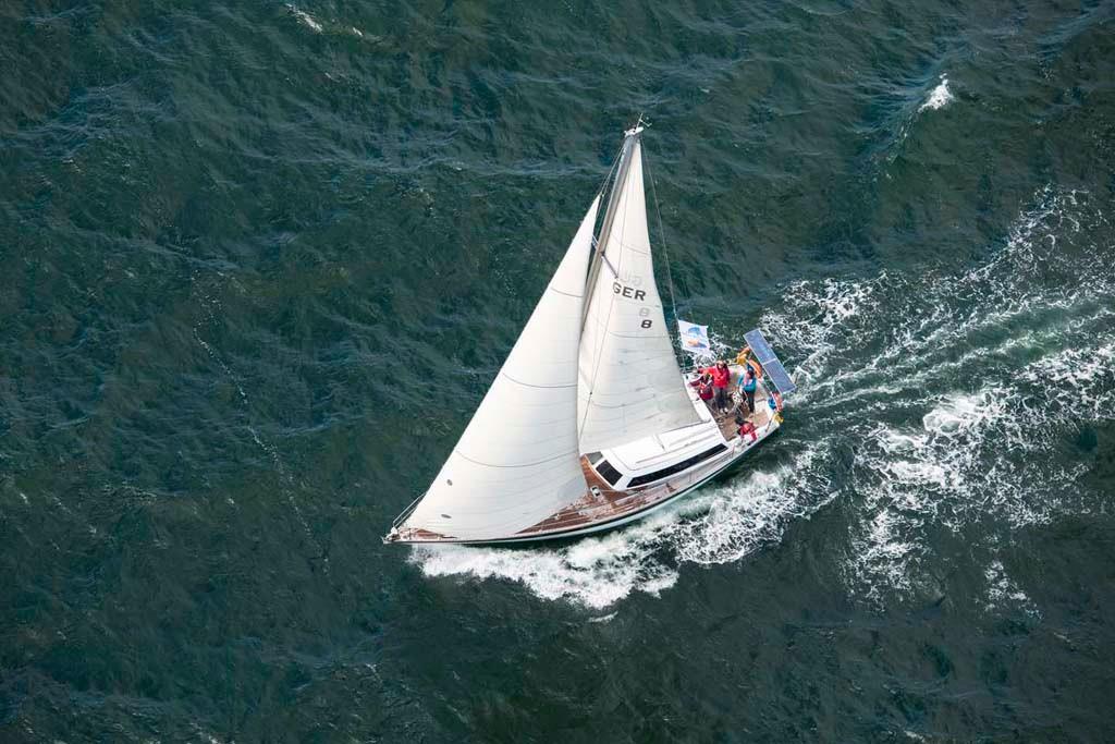 Atlantiksegeln