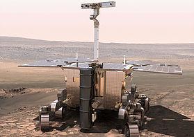 Exomars Rover - Airbus/ESA