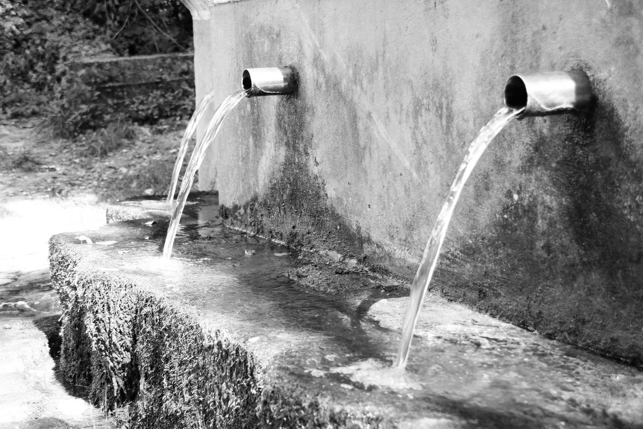 Fontana di Cinque Canali, Jacurso