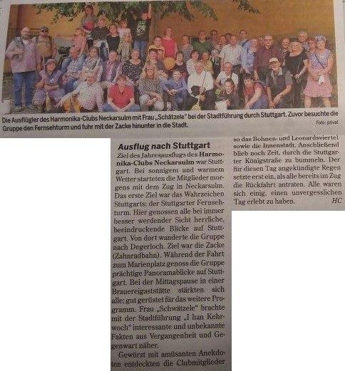 Heilbronner Stimme, 25. Oktober 2017