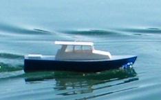 Lotsenboot von Luca Simmroth