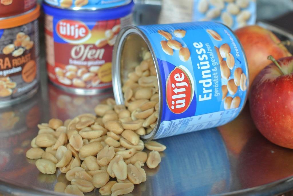 ültje Erdnuss gesalzen und geröstet