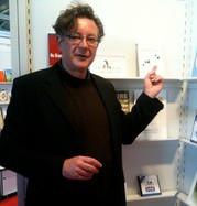 Herbert Hofmann auf der Buchmesse