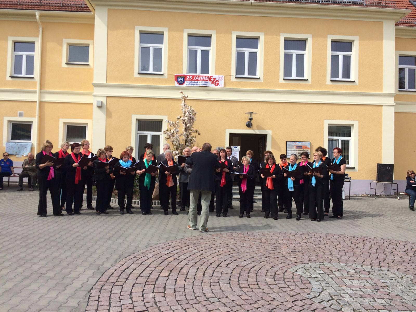 30. April 2016 - Wir gratulieren dem EZG Großenhain zum 60jährigen Jubiläum