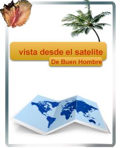 vista satelital de la comunidad