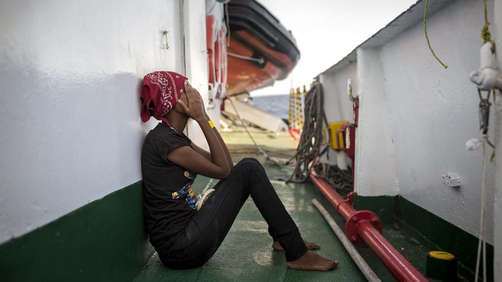 "La prova del Mediterraneo. A proposito di Camille Schmoll, ""Les Damnées de la mer""*"