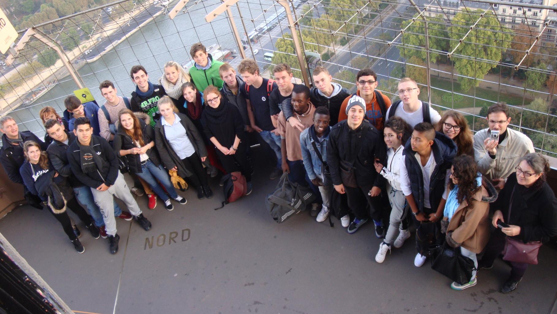 Freitag - Paris, Eiffelturm