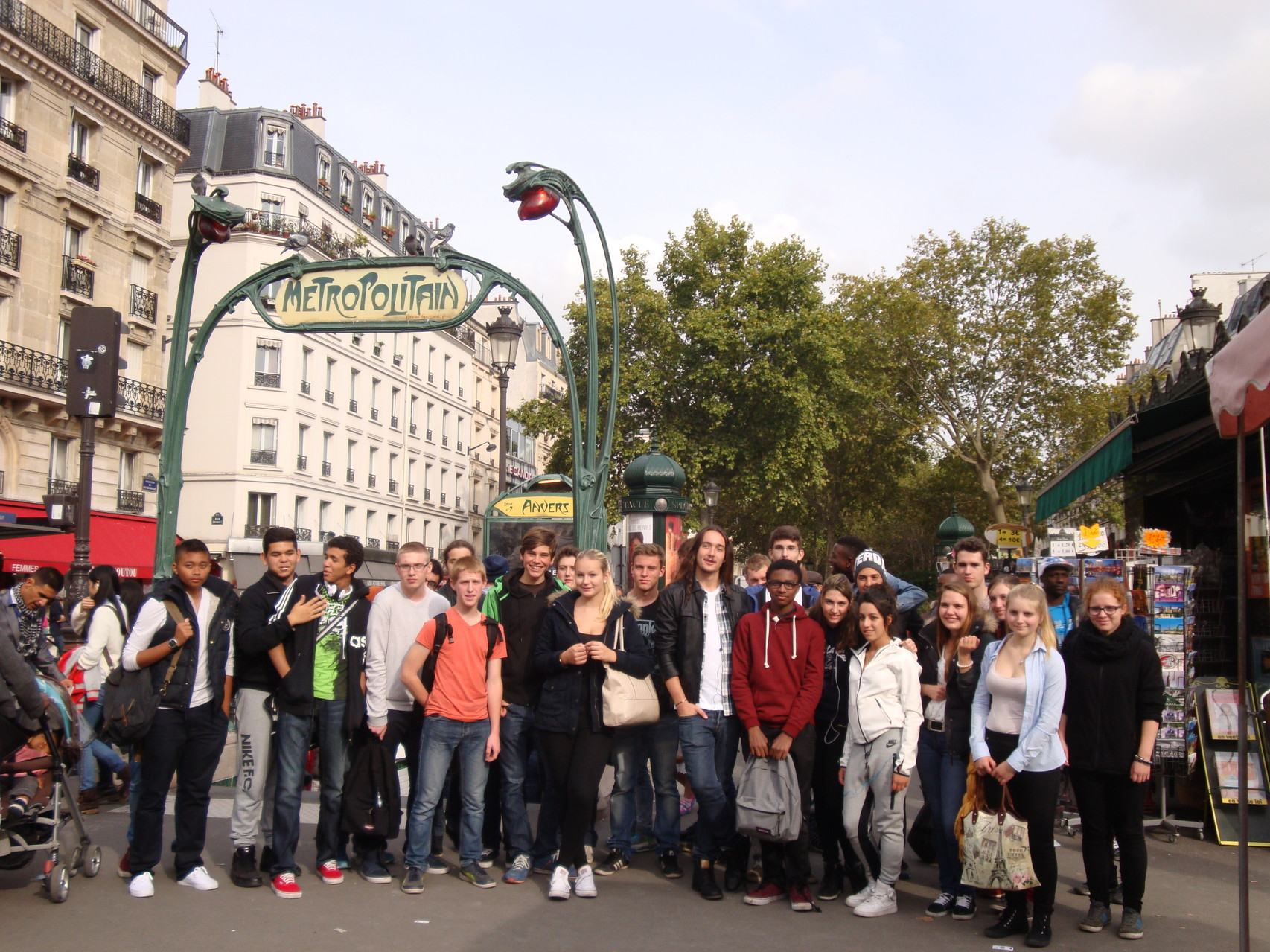 Freitag - Paris