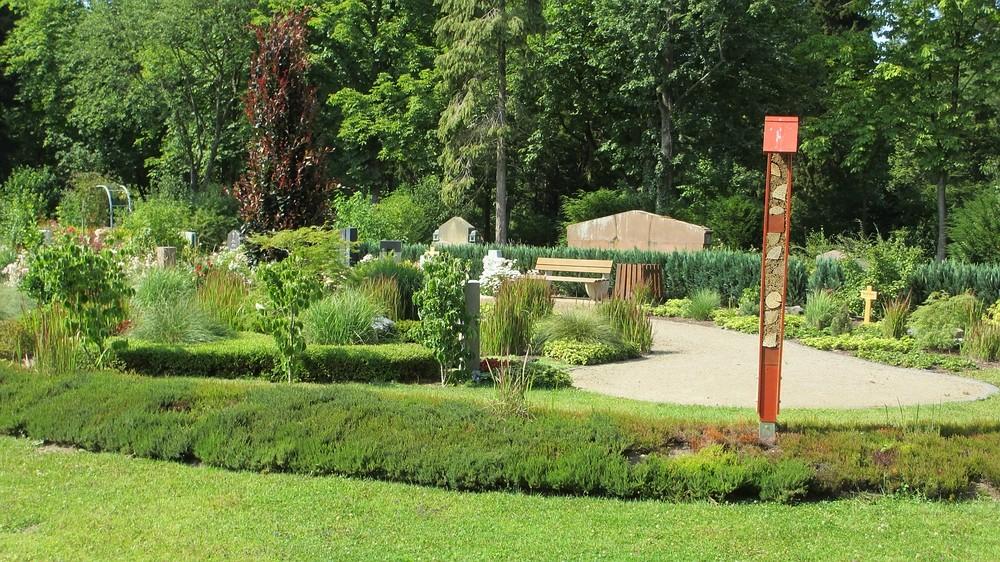 Bestattungsgarten Westfriedhof