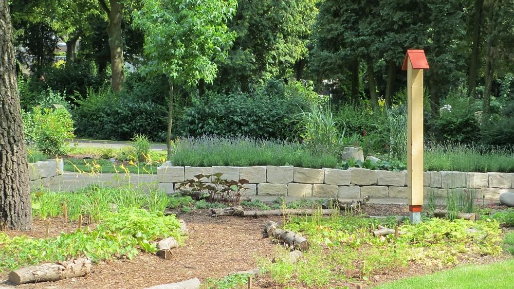 Bestattungsgarten Longerich