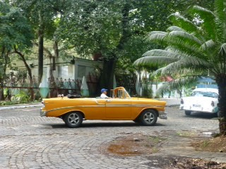 Havanna: Oldtimer für Touristen
