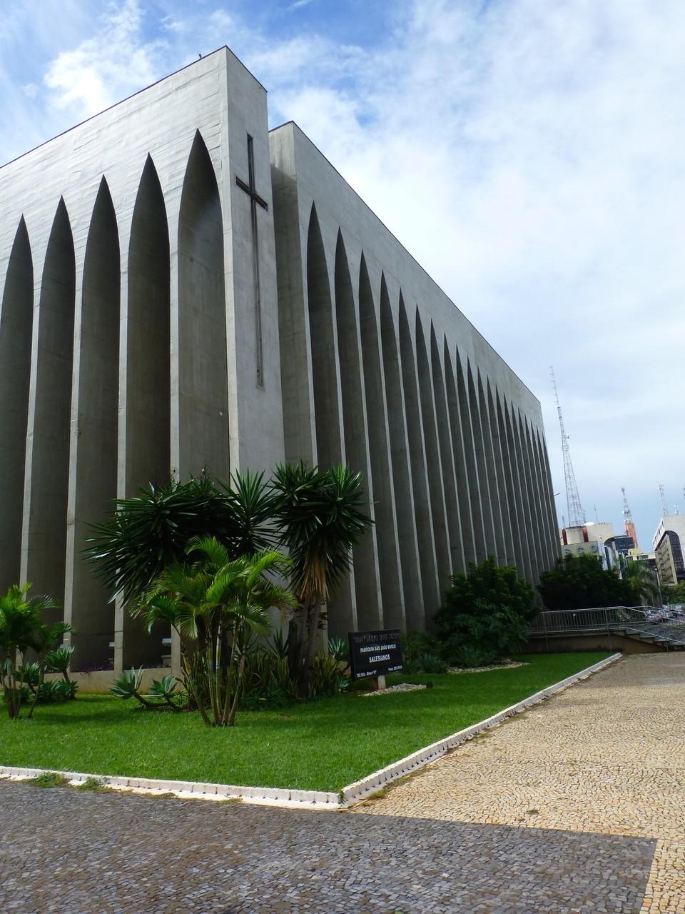 Santuário Dom Bosco - Kirche