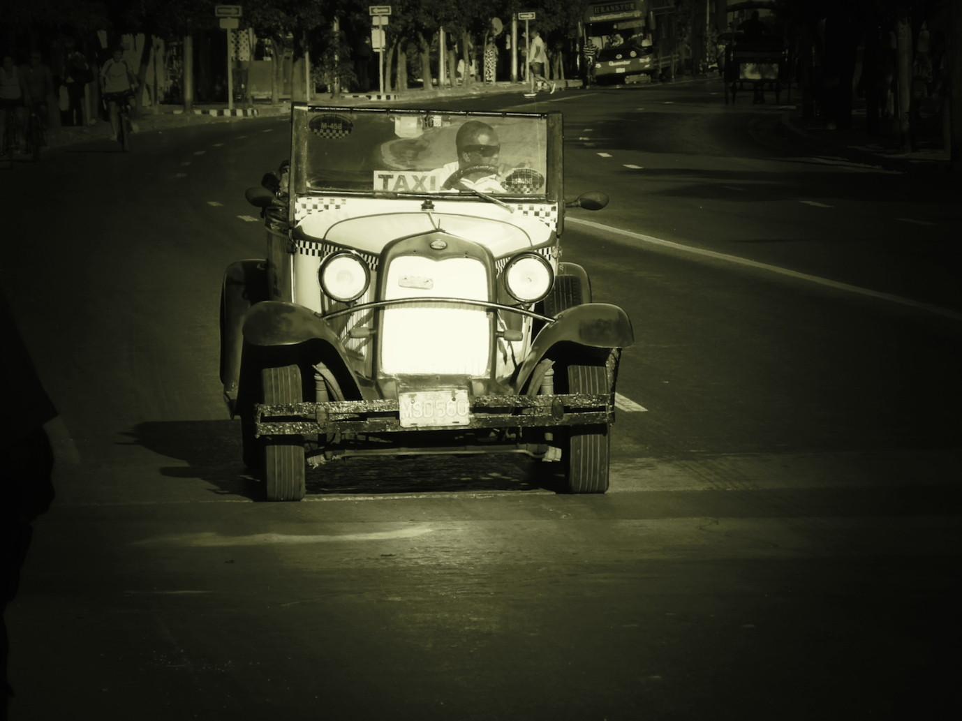 Varadero: Das schönste Taxi der Stadt