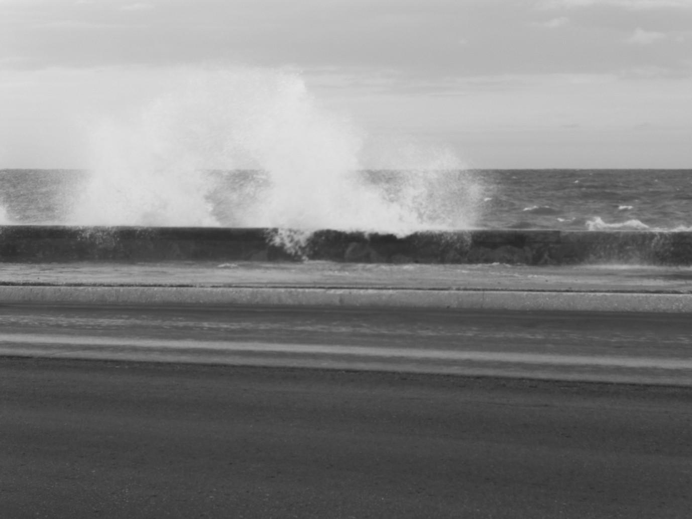 Malecon: Sturm kommt auf