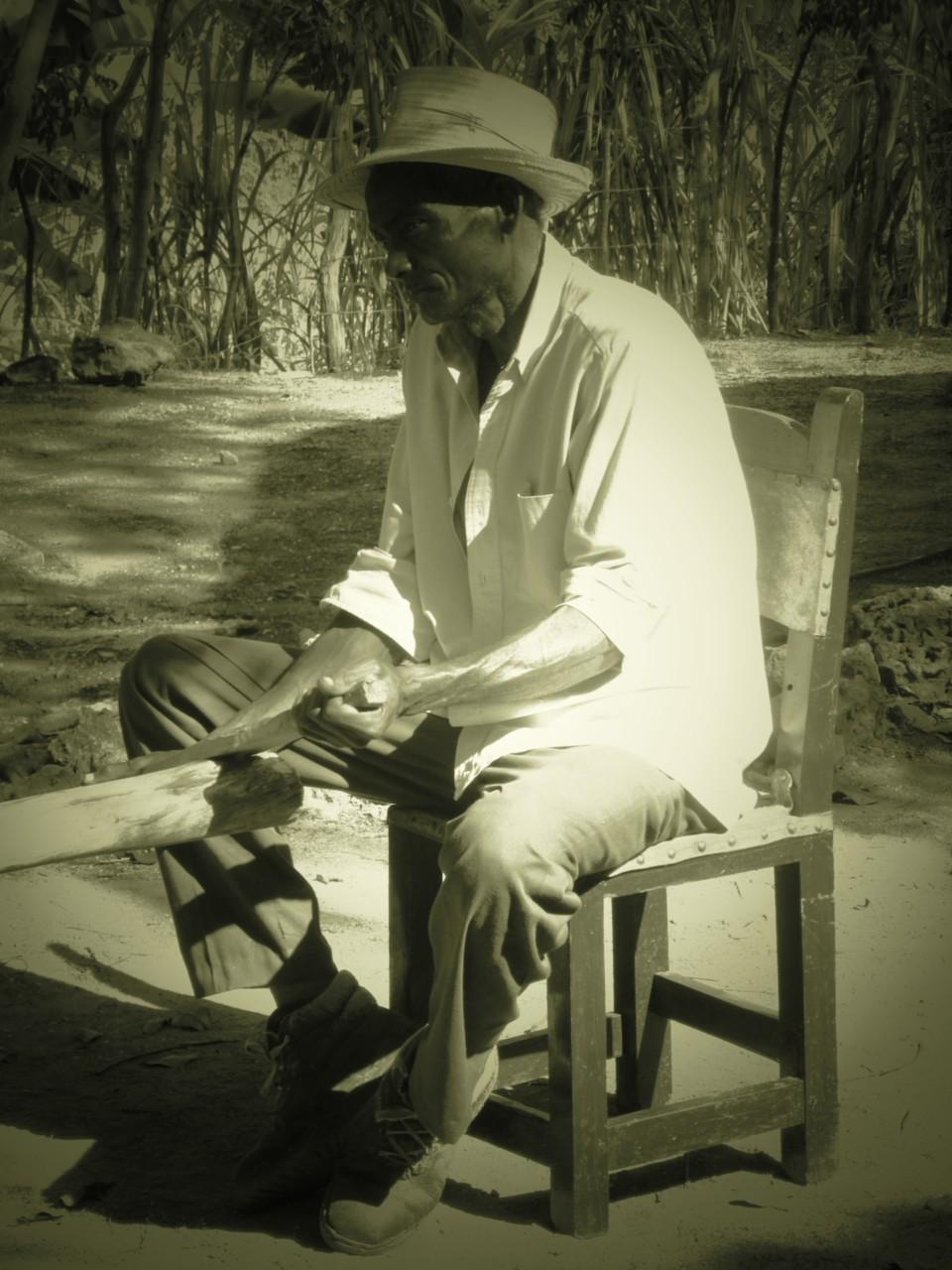 Trinidad: Der Grillmeister