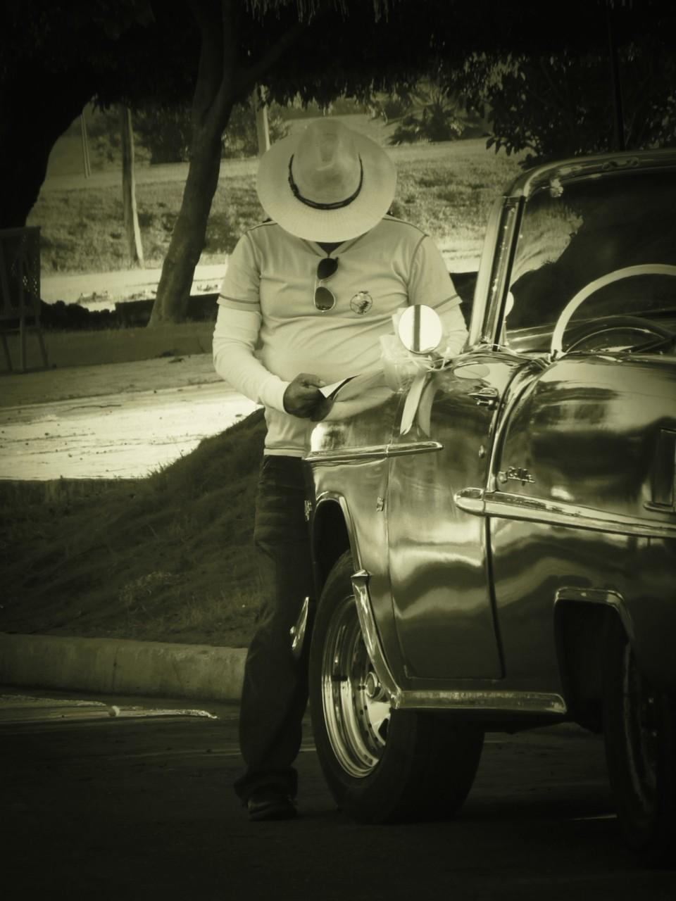 Varadero: Oldtimerpflege