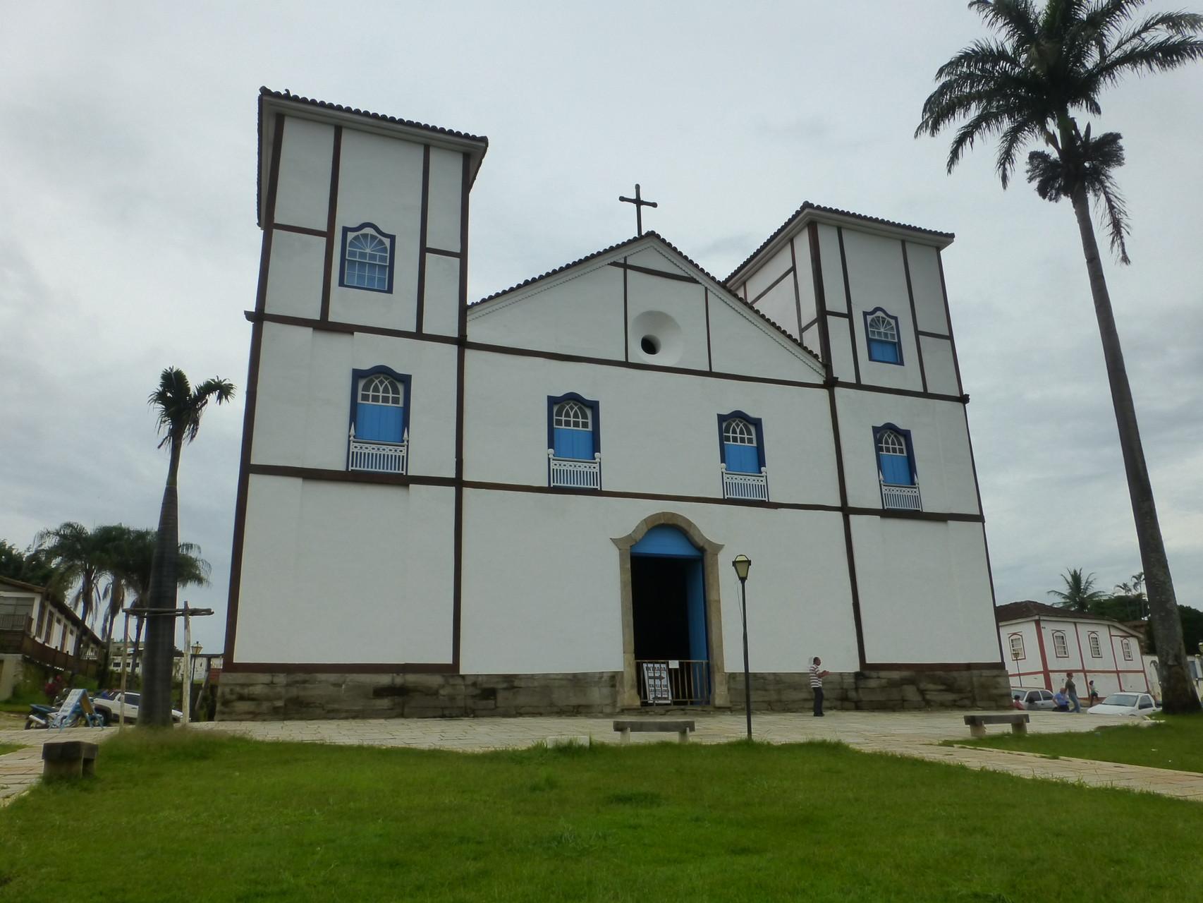 Igreja Matriz - Mutterkirche- Pirenópolis