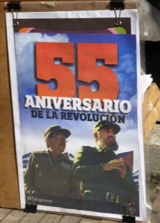 Kuba: 55 Jahre Revolution