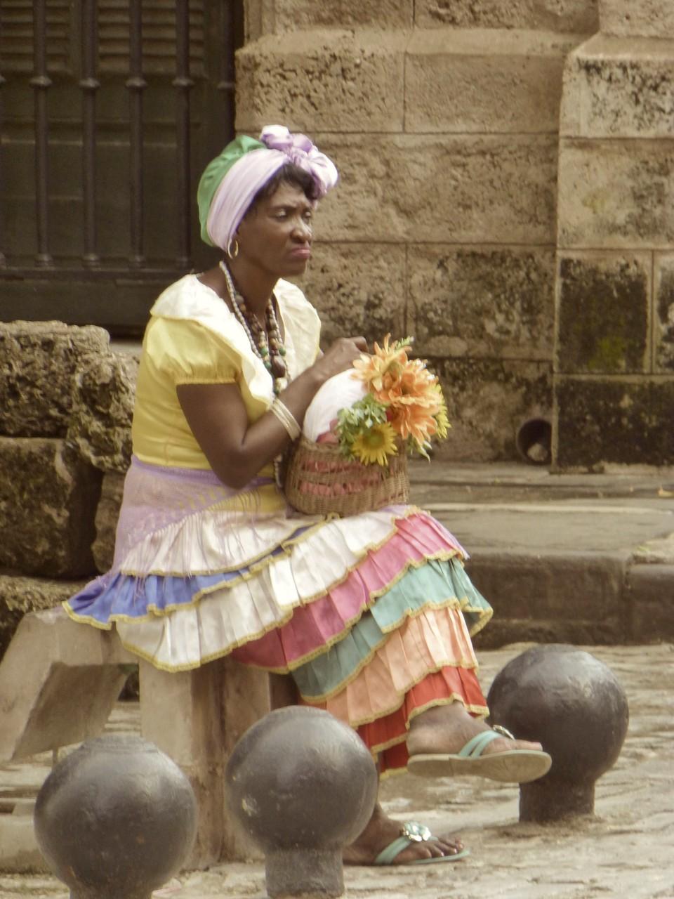 Havanna: Posieren für das Fotoalbum
