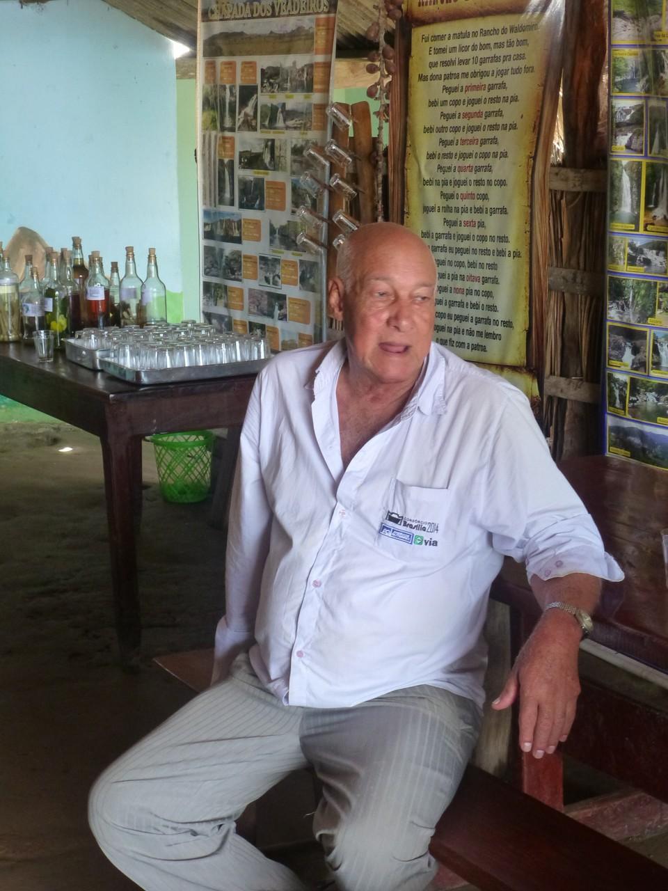 Brasilien: Beim Geschichtenerzähler Waldomiro