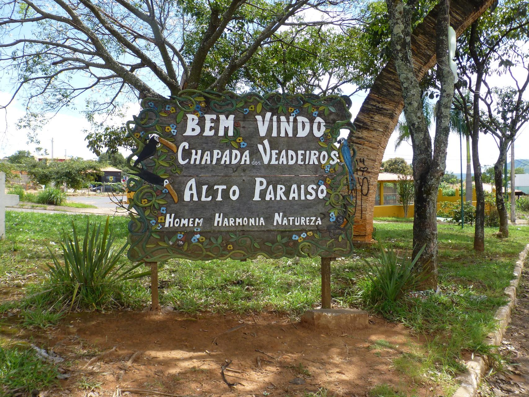 Brasilien: Chapad dos Veadeiros