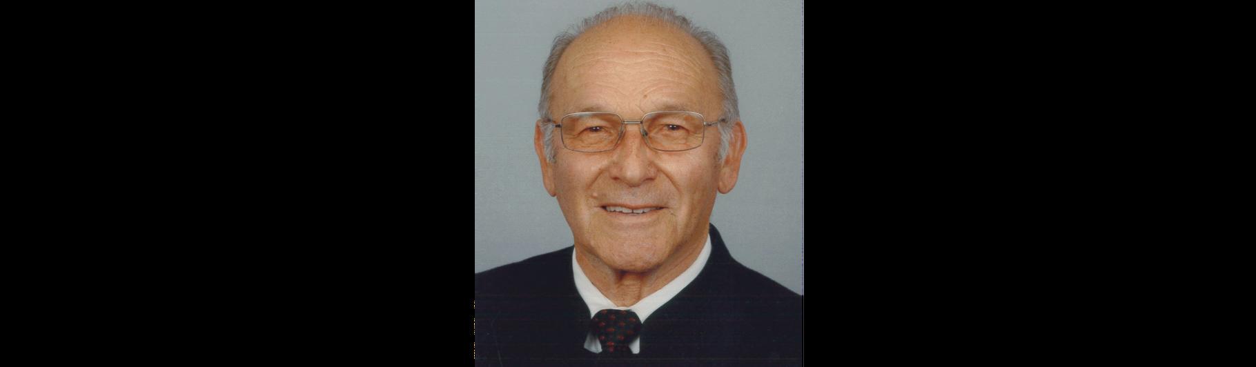 1969: Nachfolger Bernhard Resch