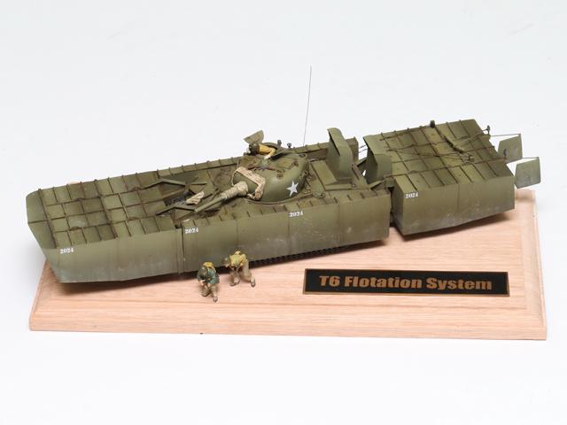 アルゴノート賞 網代遼太郎様 「T6 Flotation System」