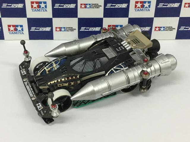 モデリング入賞 葵惠 aoikei様 「モンスターブレッド」