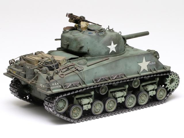 入賞 大箭卓司様 M4シャーマン 105mm榴弾砲搭載型