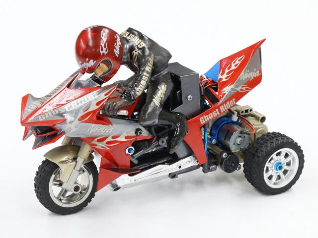 滝博士賞 井上道信様 Ninja Ghost Rider