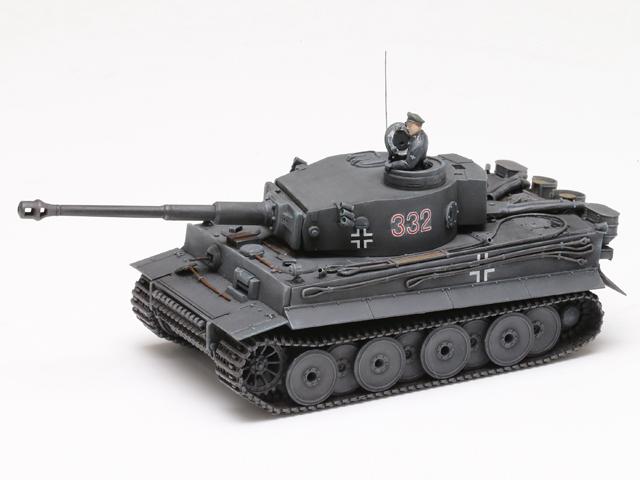 初参加賞 栗山勤様 「タイガーⅠ初期生産型」