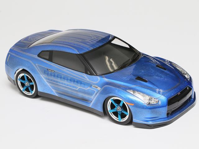 オリジナルカラーリング賞 平野竹視様 「ブルードラゴン GTR」