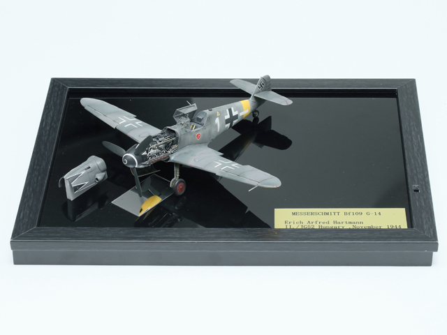 """入賞 尾鷲正夫様 「Bf109 G-14 """"Hartmann""""」"""
